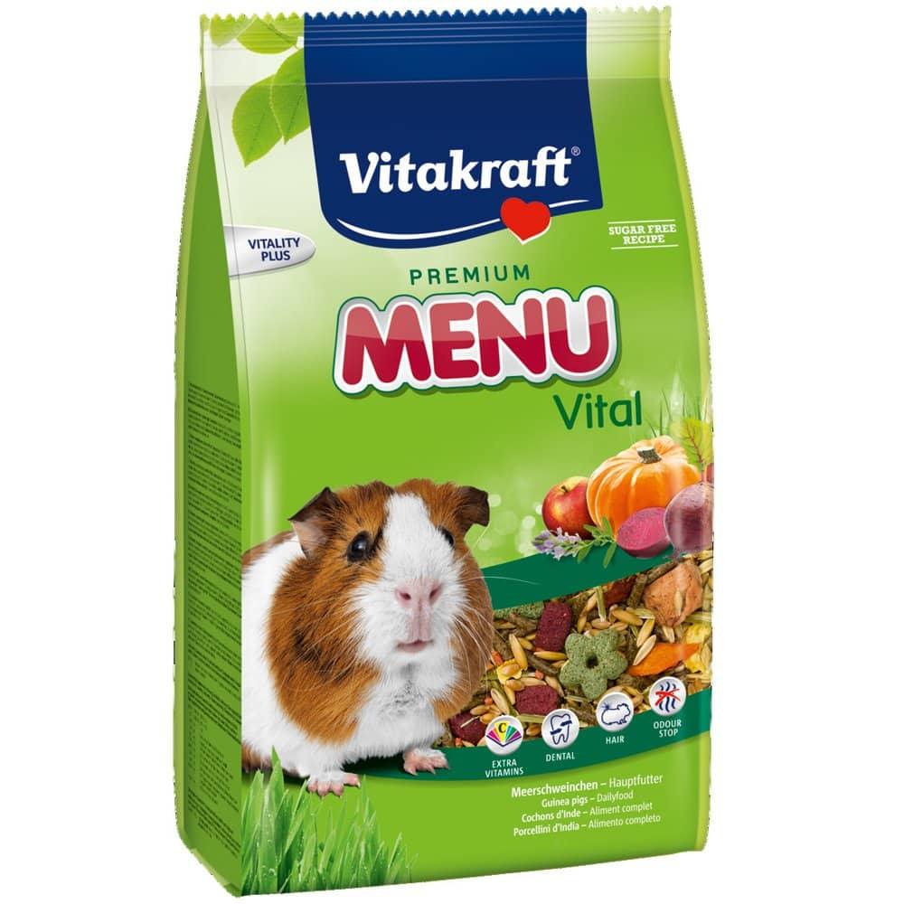 Aliments pour cochon d'Inde